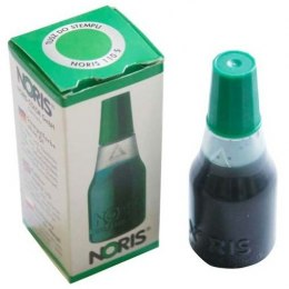 Tusz do stempli Noris 110S, 25 ml - zielony