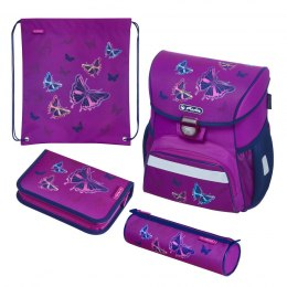Tornister Herlitz Loop Plus Glitter Butterfly 50020485