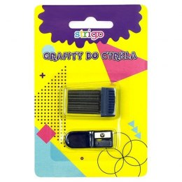 Grafity do cyrkla blister Strigo