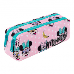 Saszetka podwójna Patio Coolpack Edge (B69302) Minnie Mouse Pink