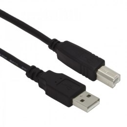 Kabel USB do drukarki, A-B M/M, 3.0 m, Omega